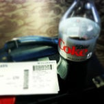 Photo taken at Gate B12 by Stephen M. on 6/19/2012