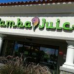 Photo taken at Jamba Juice by Jennifer A. on 6/13/2012