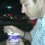 Photo taken at Carvel by South Beach Hair on 8/25/2012