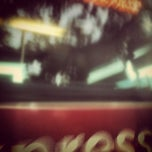 Photo taken at Guadalupe & 24th Bus Stop by Julian J. on 8/15/2012