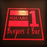 Photo taken at Square 1 Burgers by Anon U. on 8/14/2012