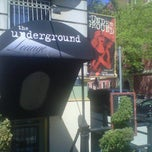 Photo taken at The Underground Lounge by Nicholas C. on 4/29/2012
