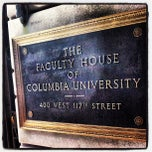 Photo taken at Faculty House - Columbia University by Jeff B. on 6/8/2012