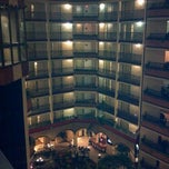 Photo taken at Embassy Suites by Jessica S. on 2/20/2012