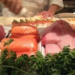 Photo taken at Sushi Yuzu by John C. on 2/5/2012