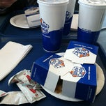 Photo taken at White Castle by Pesach K. on 3/11/2012