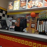 Photo taken at Little Caesars Pizza by Juan Carlos O. on 5/4/2012