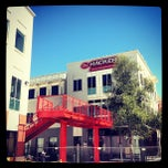Photo taken at Facebook HQ by Andy K. on 8/6/2012