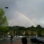 Photo taken at Lafayette BART Station by Stella R. on 4/26/2012
