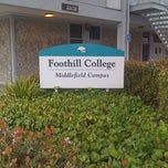 Photo taken at Foothill College - Middlefield Campus by Alexander(800)518-7205 H. on 3/30/2012