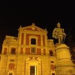 Photo taken at Museo Michele Tripisciano - Palazzo Moncada by Ulyana K. on 7/29/2012