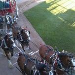 Photo taken at Dozer Park by Ryan M. on 6/23/2012