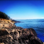Photo taken at Lime Kiln Point State Park by Urban S. on 7/5/2012