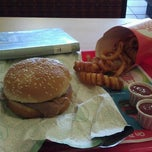 Photo taken at Arby's by Ariana S. on 7/31/2012