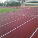 Photo taken at Cebu City Sports Center by Bhudz B. on 6/10/2012