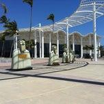 Photo taken at Centro Internacional de Convenciones by Beto on 4/17/2012