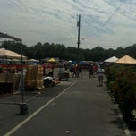 Photo taken at Berlin Farmer's Market by John I. on 8/12/2012