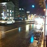 Photo taken at 岩川町 バス停 by 夏来に… on 2/28/2012