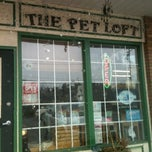 Photo taken at The Pet Loft by Chandra B. on 2/10/2012