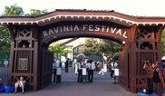 Ravinia Pavilion