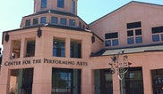 Mountain View Center for the Performing Arts -- Second Stage