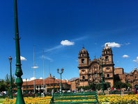 Cover Photo for Maggie Li's map collection, Cusco