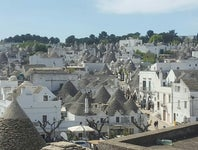 Cover Photo for Nigel B's map collection, Alberobello, Italy