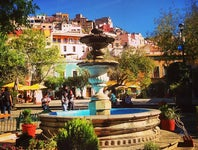 Cover Photo for Carol Bayer's map collection, Guanajuato parking