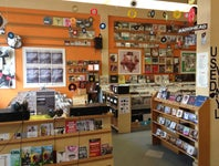 Cover Photo for Kevin Williams's map collection, Music stores