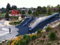 Cover Photo for ParentMap's map collection, Best Adventurous Playgrounds for Kids Around Seattle