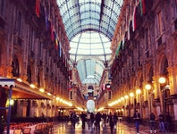 Cover Photo for Keisuke Watanabe's map collection, Shopping a Milano