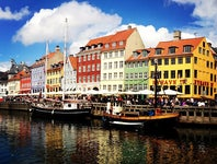 Cover Photo for K D's map collection, Copenhagen attractions
