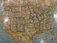 Cover Photo for Sandy Lipscomb's map collection, My Favorites