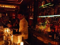Cover Photo for Ihar Mahaniok's map collection, My favorite NYC bars