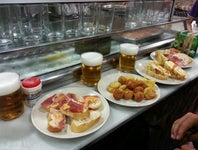 Cover Photo for Samuel Navas's map collection, Sitios de tapeo en madrid