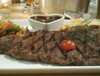 Cover Photo for Kanin N's map collection, Steak