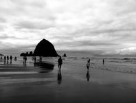 Cover Photo for Eric Gould's map collection, Cannon Beach, Oregon