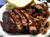 Cover Photo for D Magazine's map collection, Best BBQ in Dallas