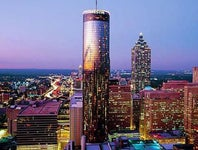 Cover Photo for Atlanta Net's map collection, Atlanta Restaurants With Views As Good As the Food