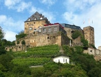 Cover Photo for Scoo Griesbach's map collection, Rheinsfelld castle     Sankt Goar
