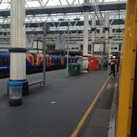 Photo taken at Platform 3 by Miles B. on 5/14/2012