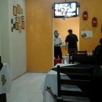 Photo taken at Quintal da Villa Restaurante by Gilmar L. on 7/24/2012