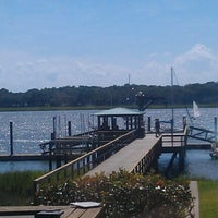 Photo taken at Beaufort Yacht and Sailing Club by Kirsten on 6/24/2012