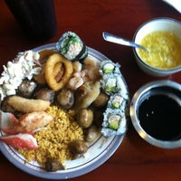 Photo taken at China Pearl Super Buffet by Billy H. on 8/31/2012