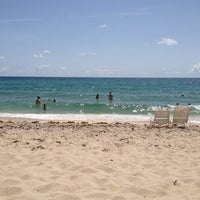 Photo taken at Boca Beach Club, A Waldorf Astoria Resort by Kim S. on 8/8/2012