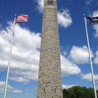 Photo taken at Bennington Monument by Louis S. on 7/25/2012