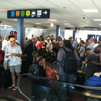 Photo taken at Gate F11 by Jerry T. on 8/7/2012