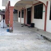 Photo taken at Kampung Sungai Terah by Mohamad Syazwan C. on 4/19/2012