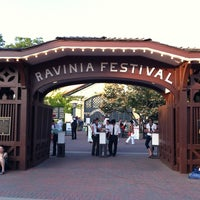 Photo taken at Ravinia Festival by Marc M. on 6/16/2012