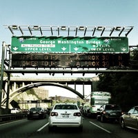 Photo taken at New Jersey Turnpike - Newark by Chase S. on 5/21/2012
